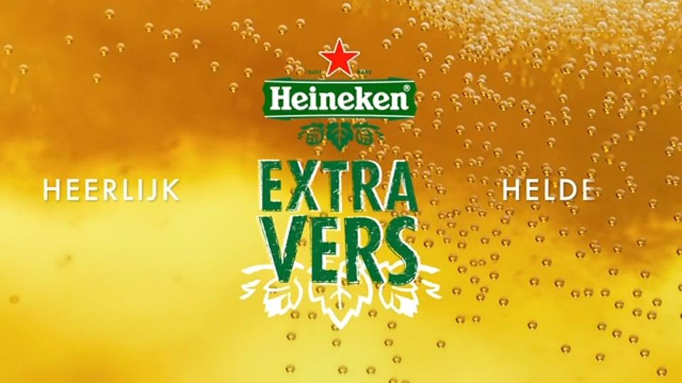 Heineken NL - Extra Fresh Ad