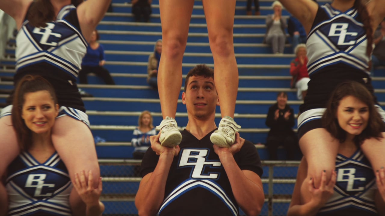Nestea – Male Cheerleader