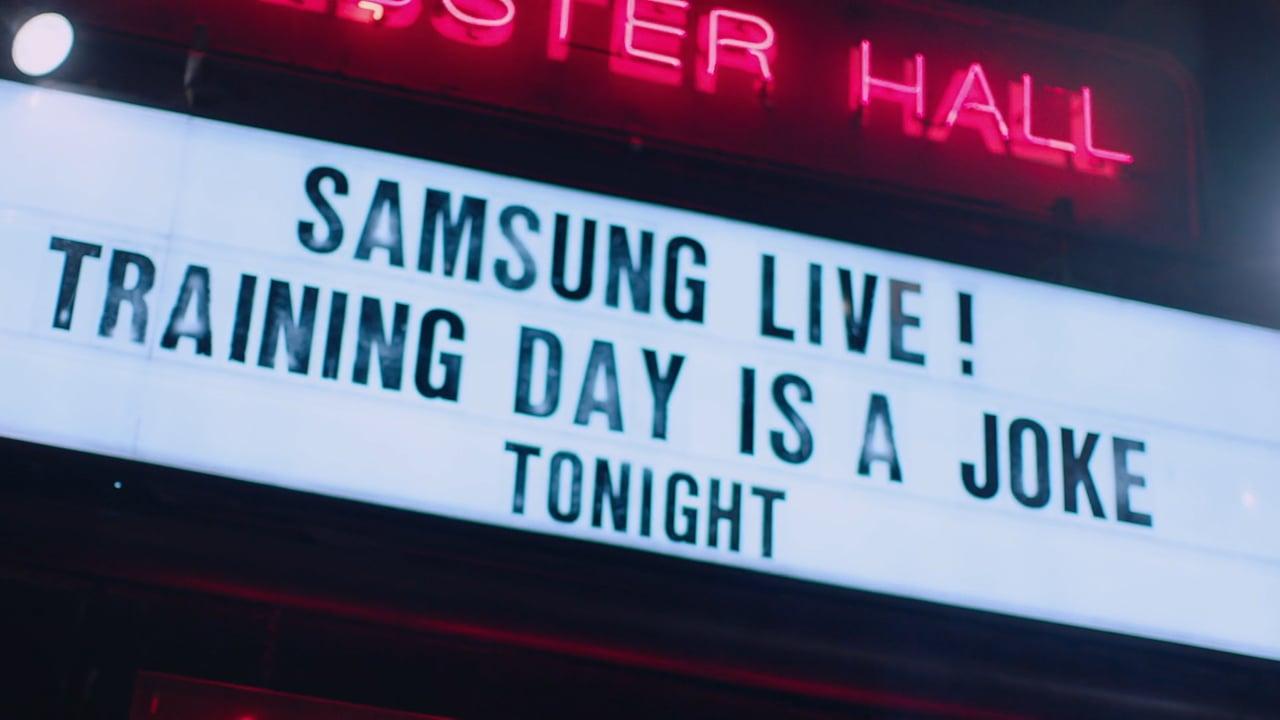 SAMSUNG LIVE!