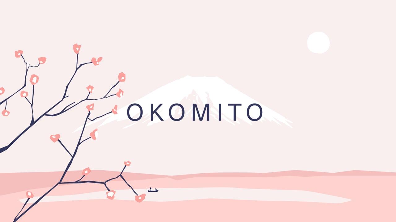Okomito - Animated Typeface