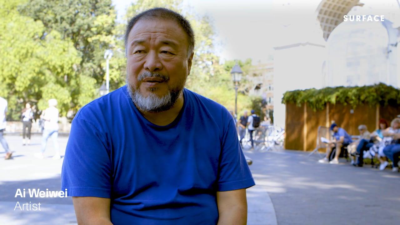 Site Visit: Ai Weiwei