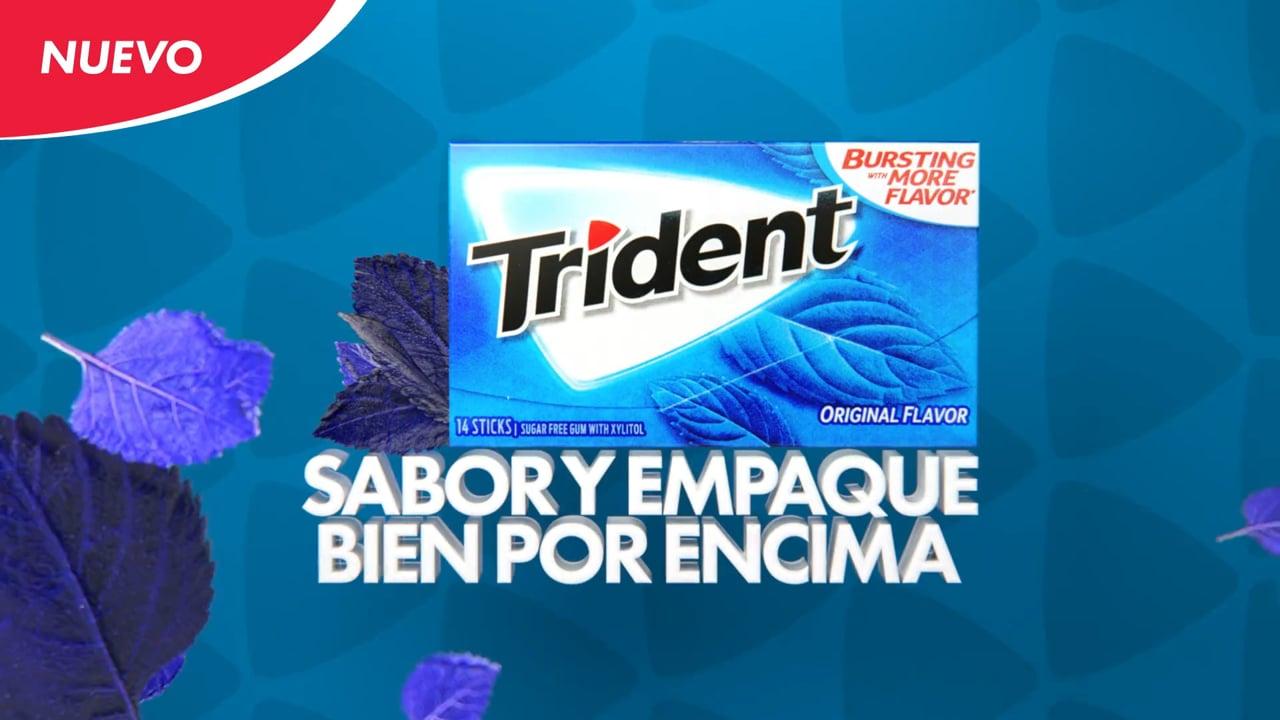 McCann Erickson / Trident - Sabor Bien Por Encima