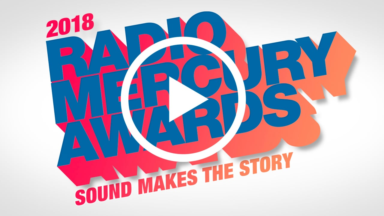 2018 Radio Mercury Awards