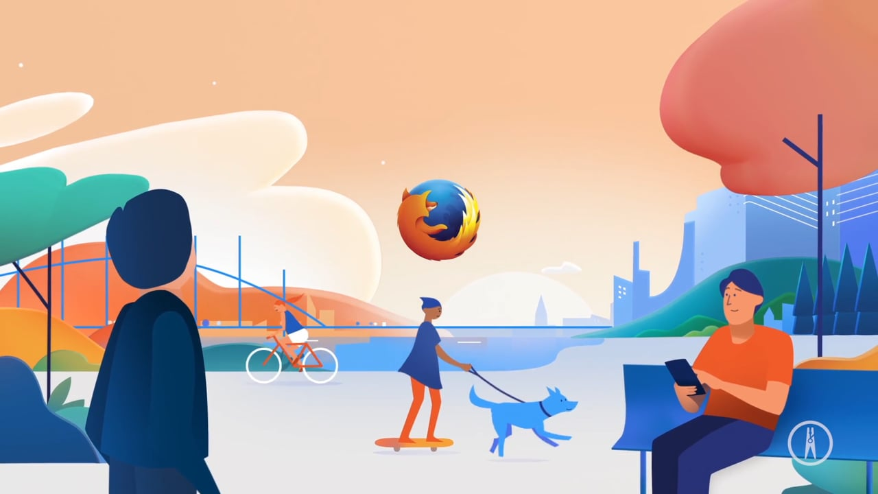 Mozilla Firefox / Browse Freely / Commercial