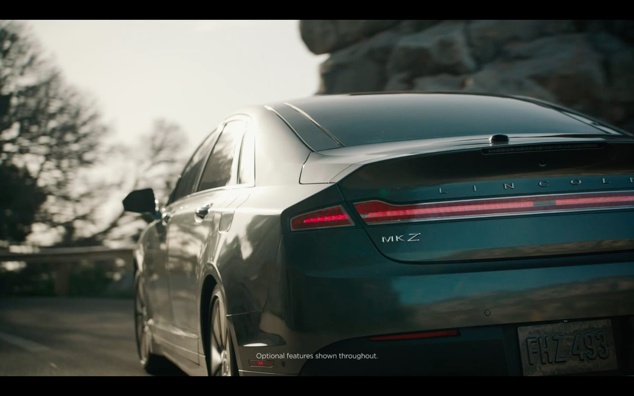 "Lincoln MKZ ""Choose Your Exhilaration"""