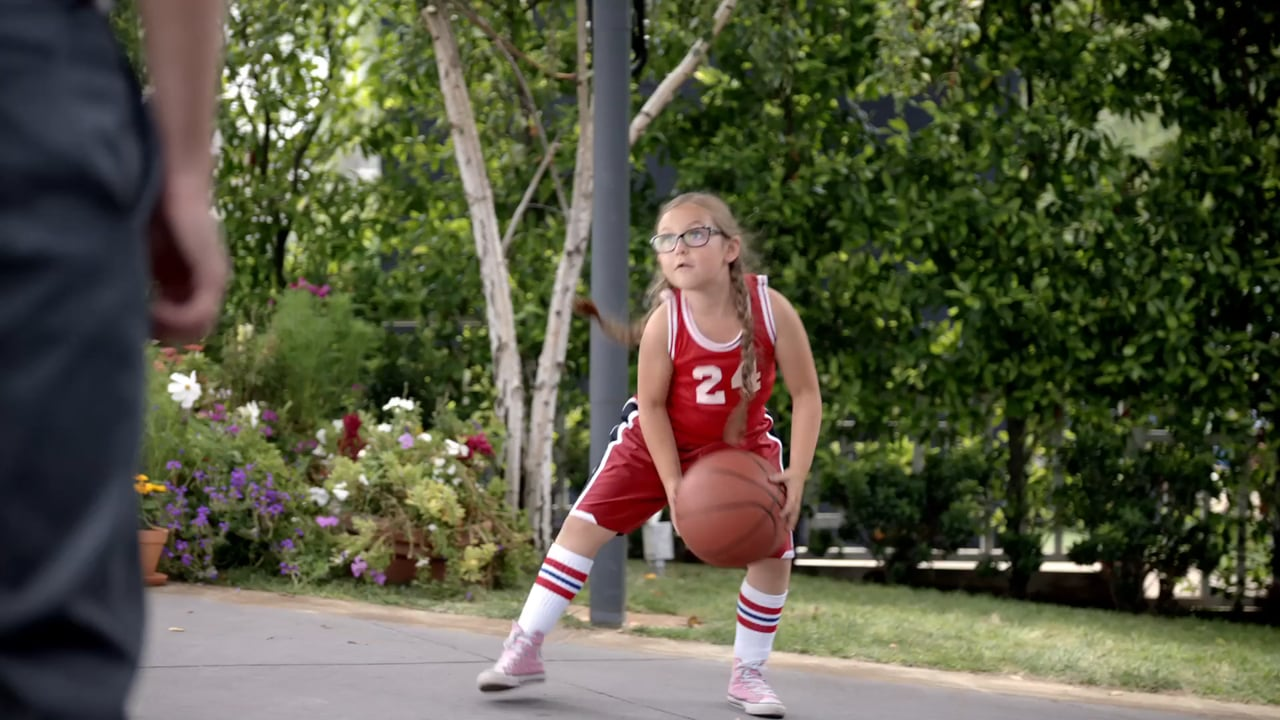 """Purplebricks """"Basketball"""""""
