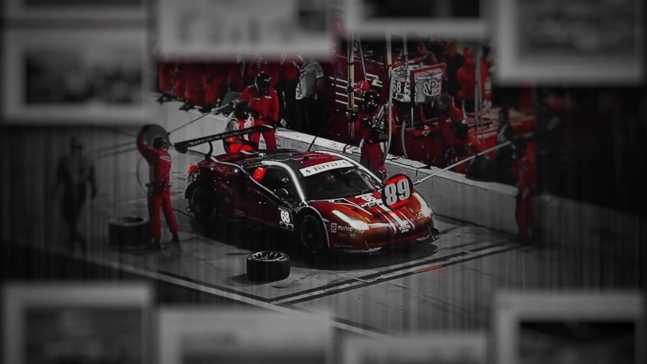 Ferrari Firsts campaign