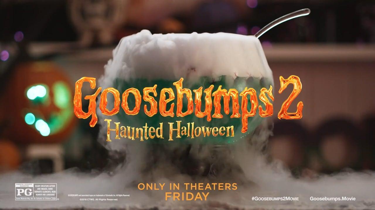 Sony + Goosebumps 2 + Hulu