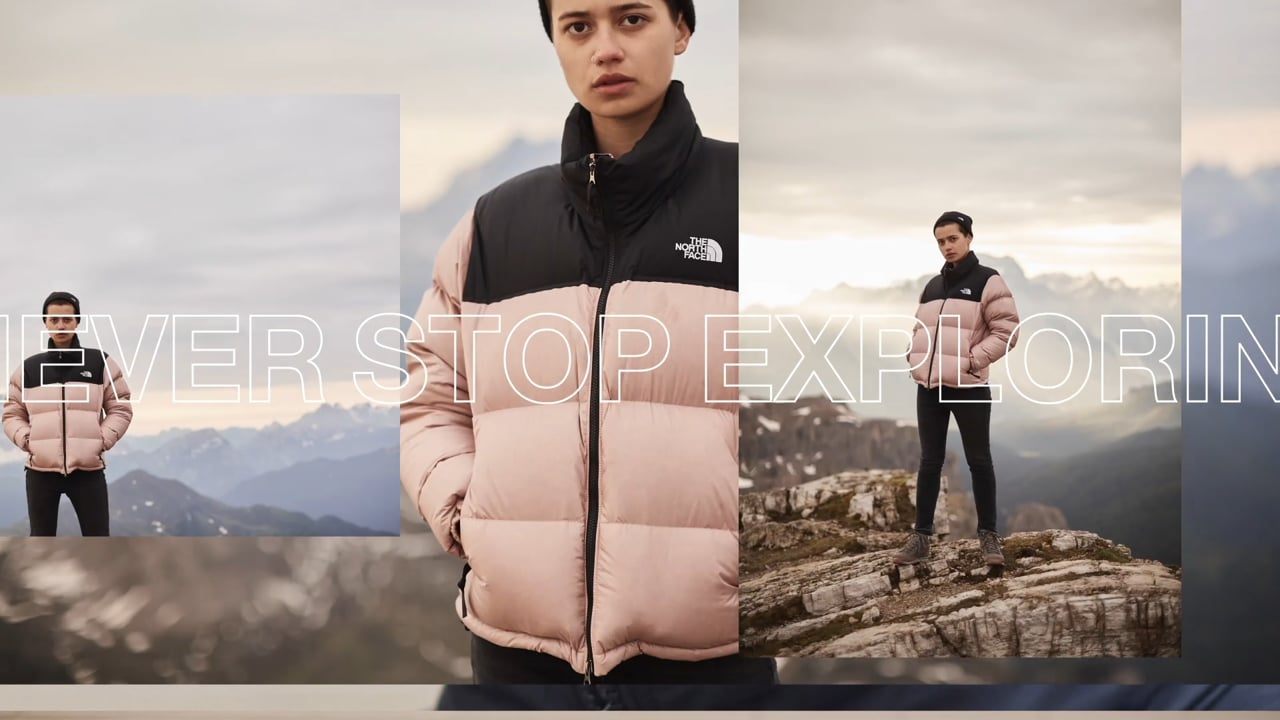 The New Explorers - The North Face