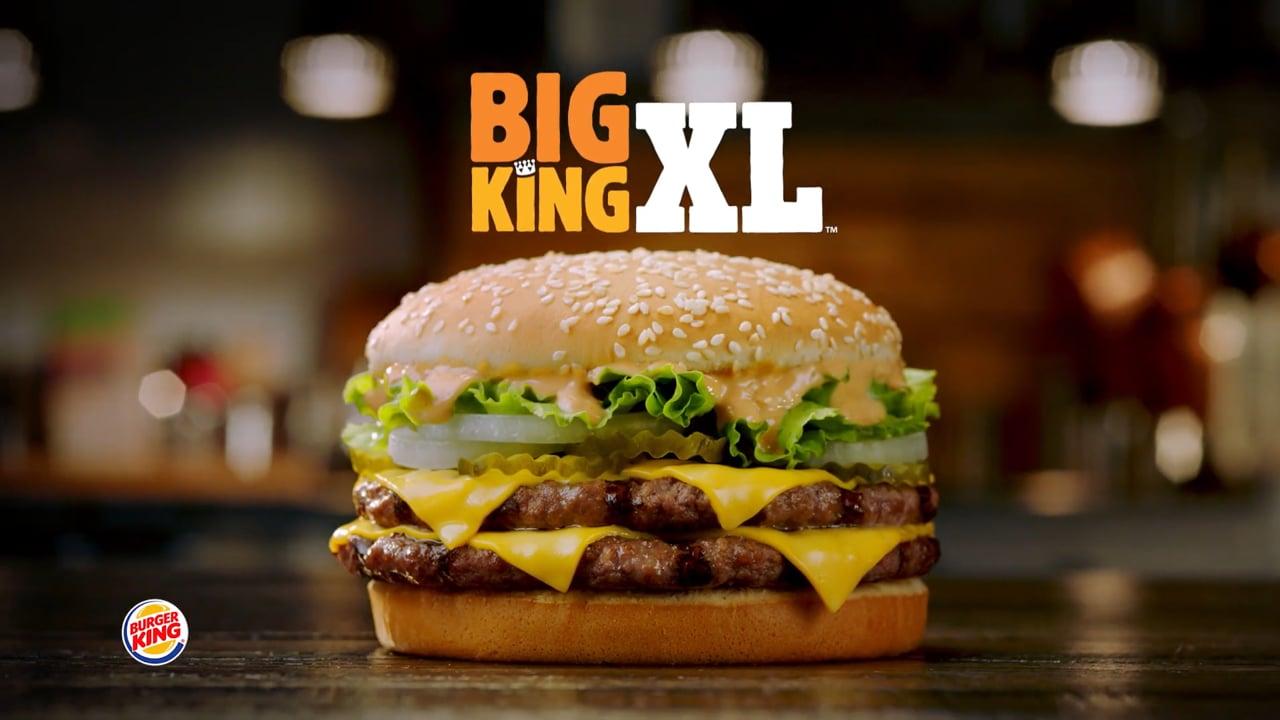 Burger King - Food Porn