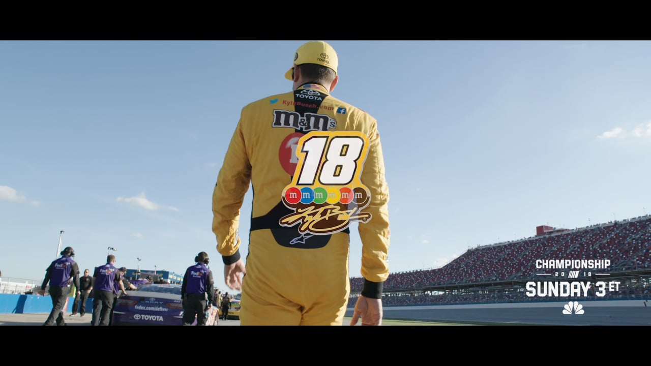 NASCAR 2018 Playoffs Campaign