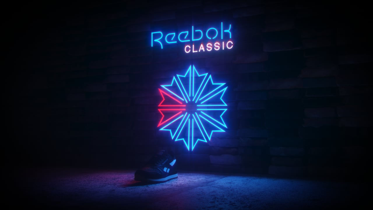 Reebok Classic: THE CLASSIC IS BACK - Animation