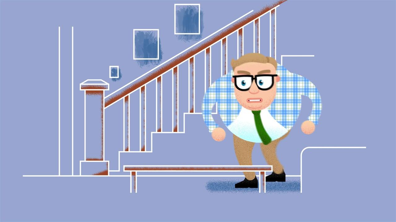 Animation: Motivational Speaker