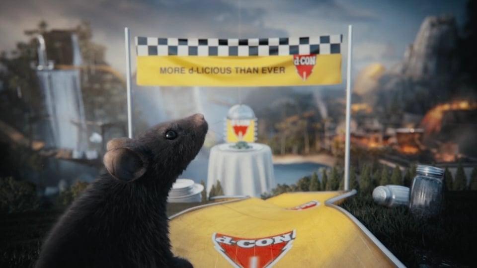 d-CON | Mice Love it to Death