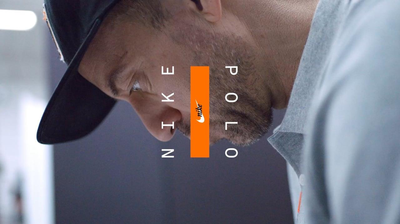"Nike Polo: ""Brian Anderson"""