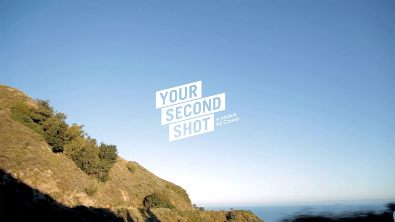 Canon - Your Second Shot