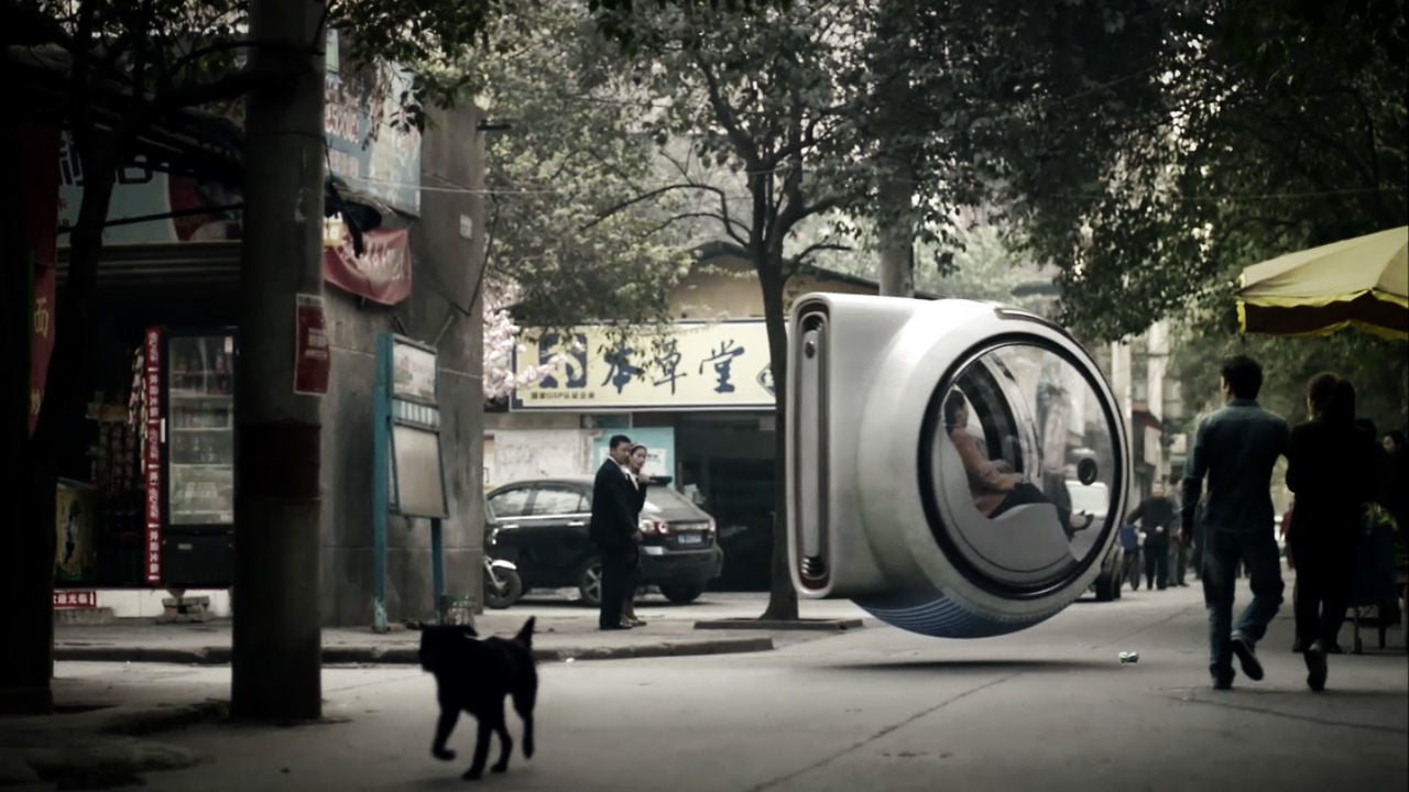 Volkswagen - The People's Car Project