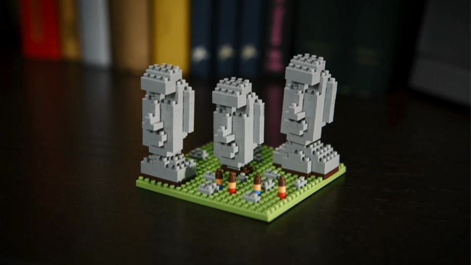 """nanoblock: Small Spiels"""