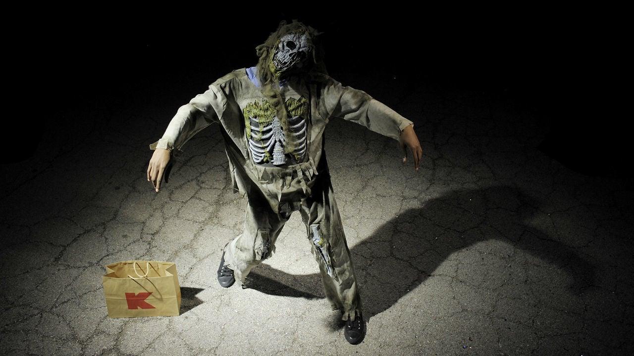 Kmart Halloween TV commercial