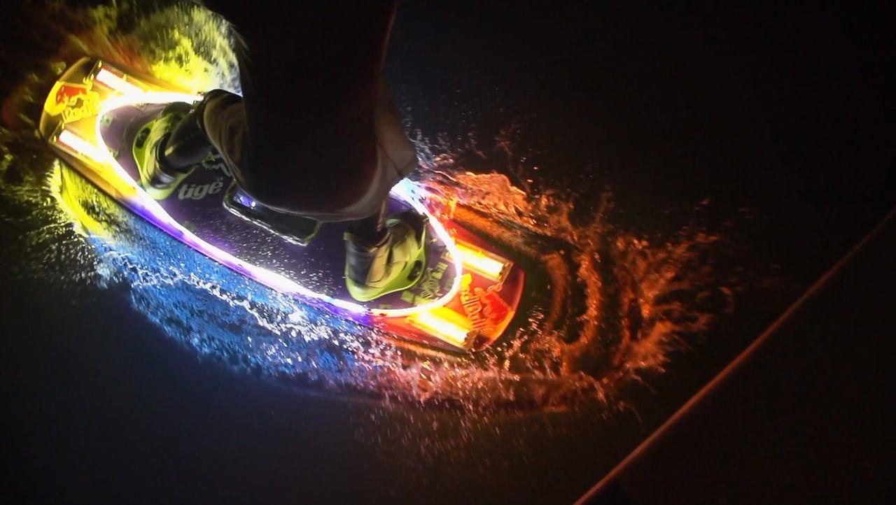 Red Bull - Motion to Light