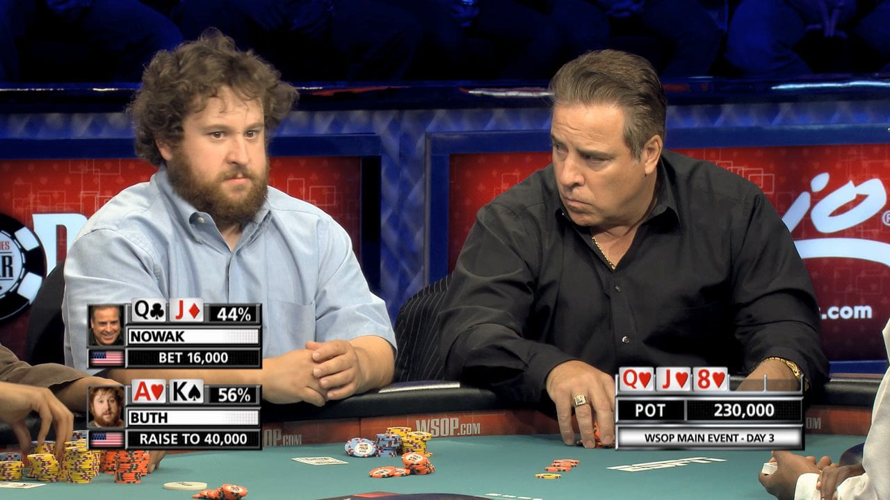 WSOP.COM - WHERE THE ACTION IS