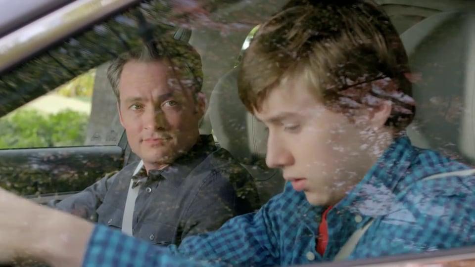 """""""Dad's Sixth Sense"""" [Super Bowl]"""