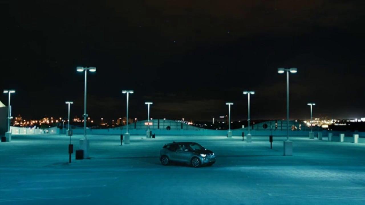 BMW Electric car launch