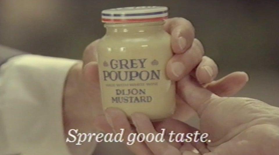 Grey Poupon: The Chase