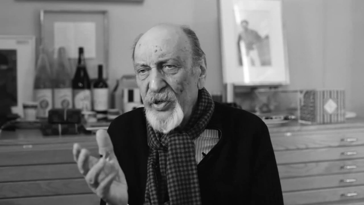 Milton Glaser, The Horse and The Goat video