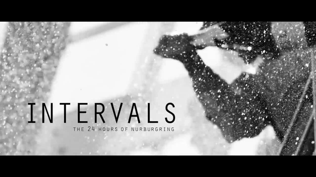 INTERVALS- The 24 Hours of Nürburgring