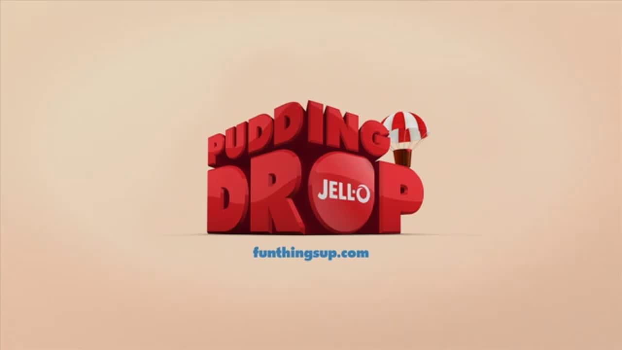 Jell-O: Pudding Drop