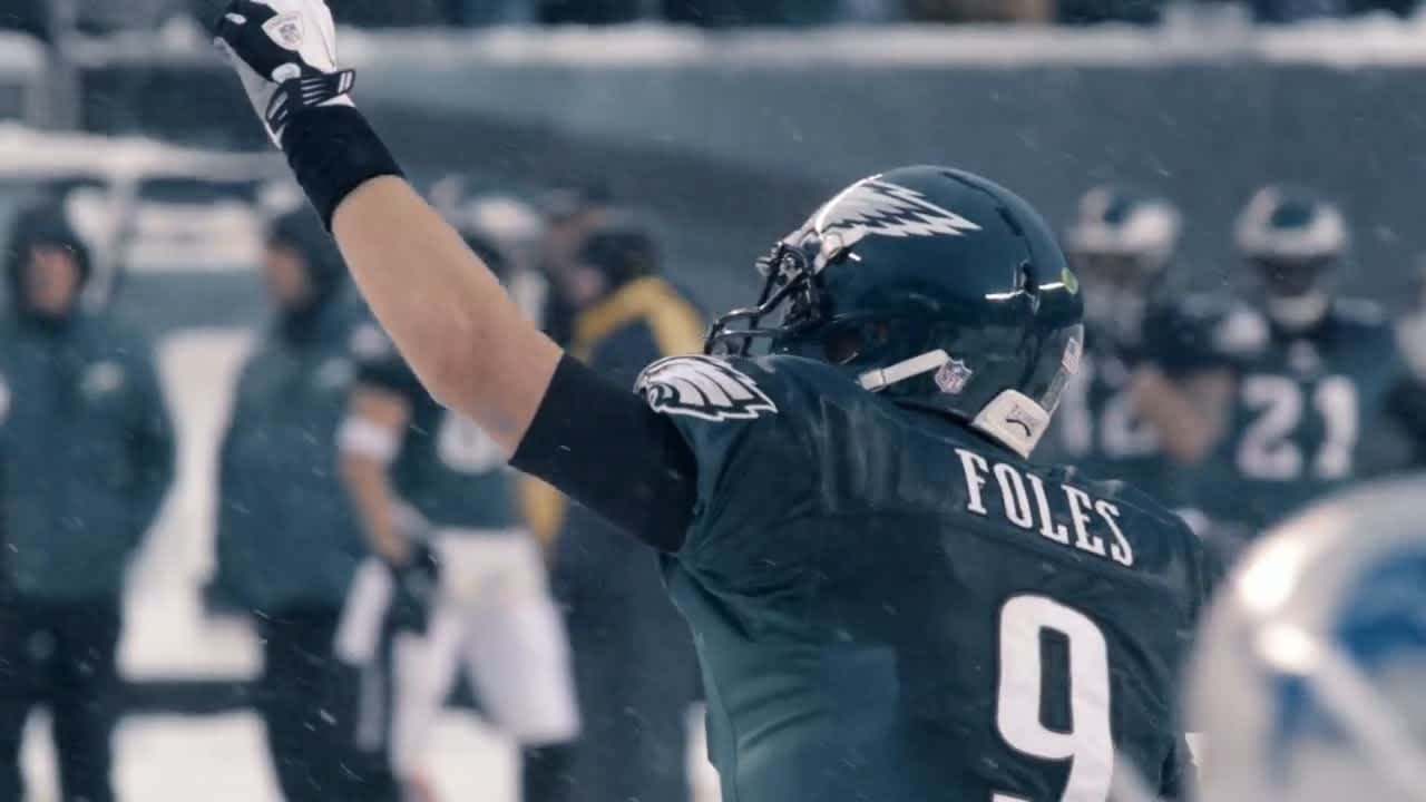 "Philadelphia Eagles ""Everything and More"""