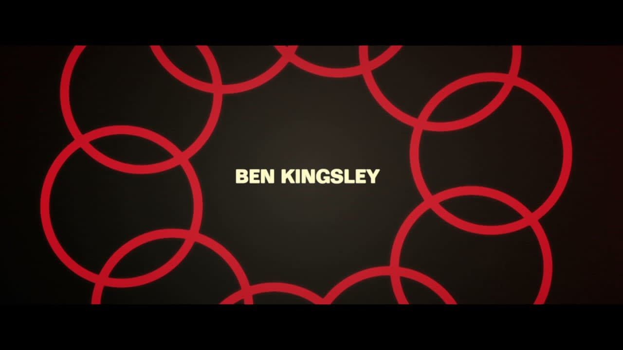 Marvel Studios // All Hail The King // Main on end title sequence