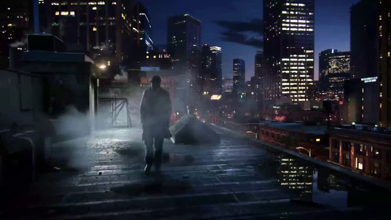 "Unisoft ""Watch_Dogs"""