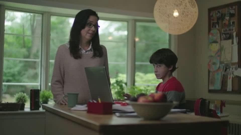 Verizon FiOS Half-Fast