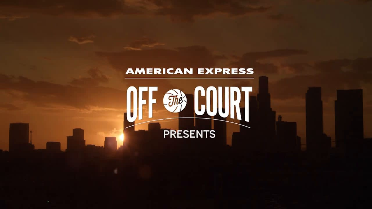 """American Express """"Off The Court"""""""