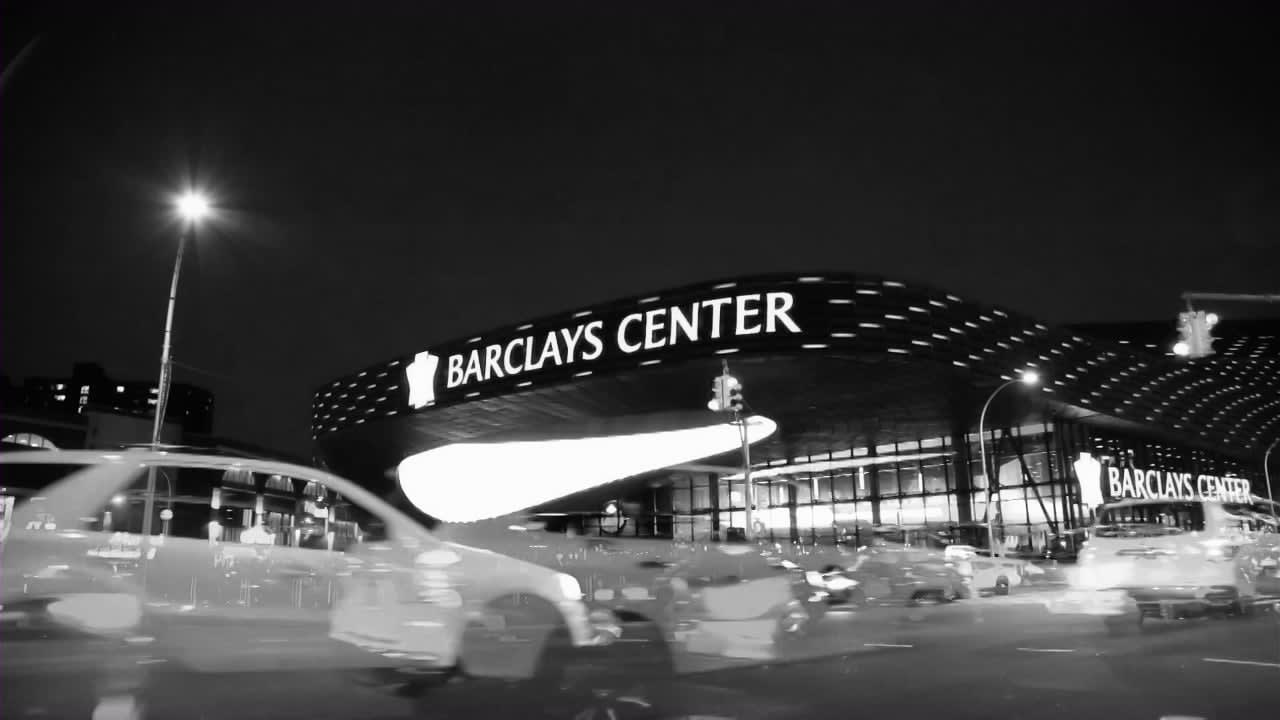 """Barclays Center """"Ode To Firsts"""""""