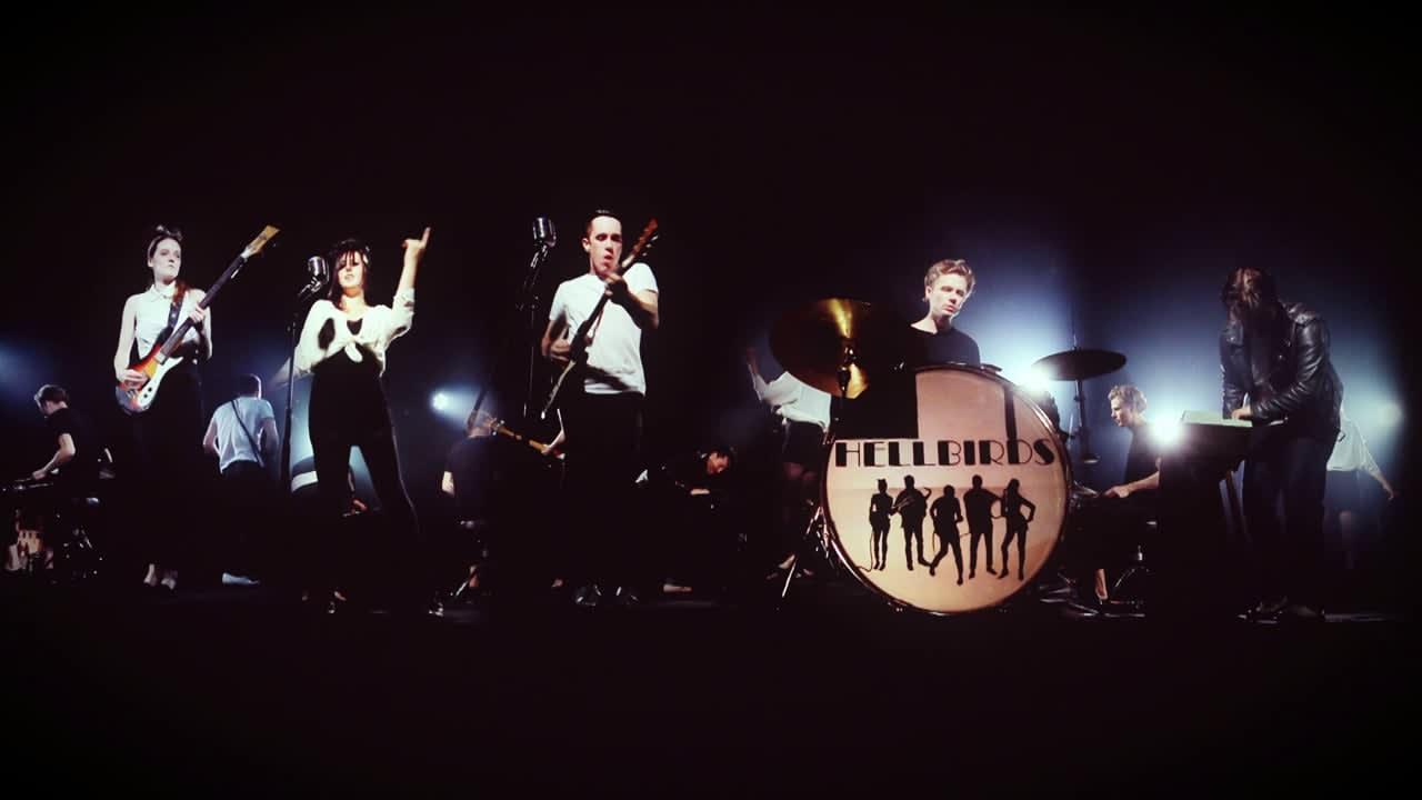 Hellbirds - Big Black Atlantic Music Video