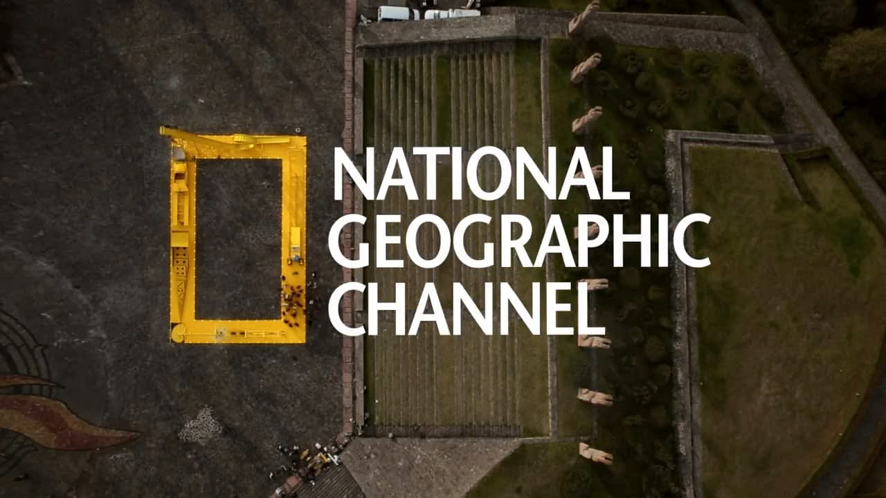 National Geographic - Entertain Your Brain Promo