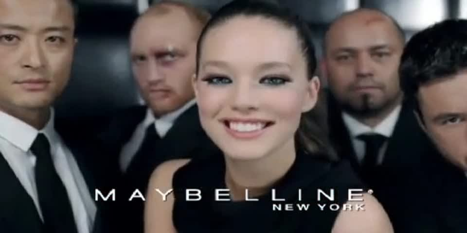 "Maybelline ""One By One"" TV :30"