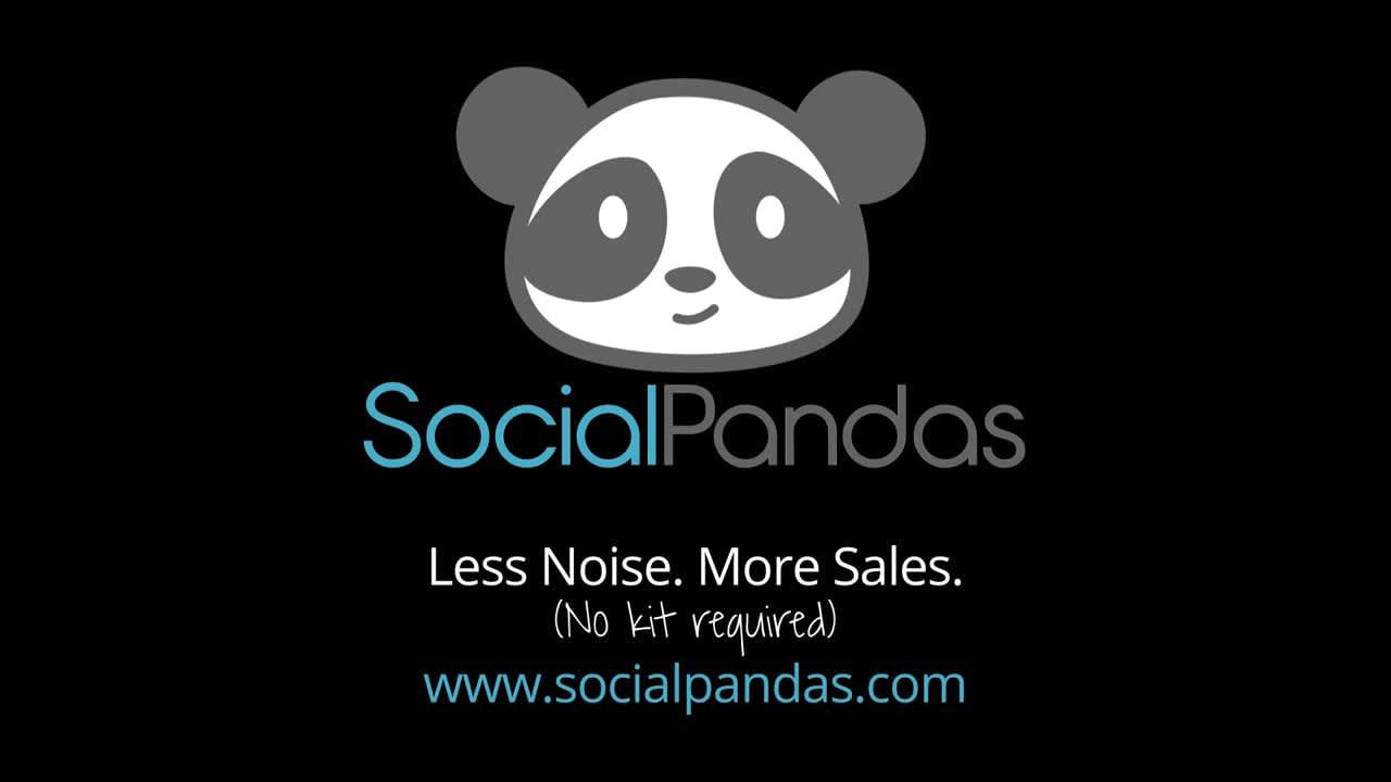SocialPandas: Modern Selling