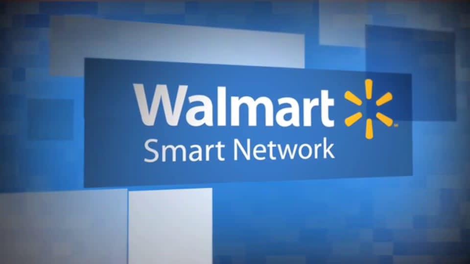 "Walmart ""Smart Network"""
