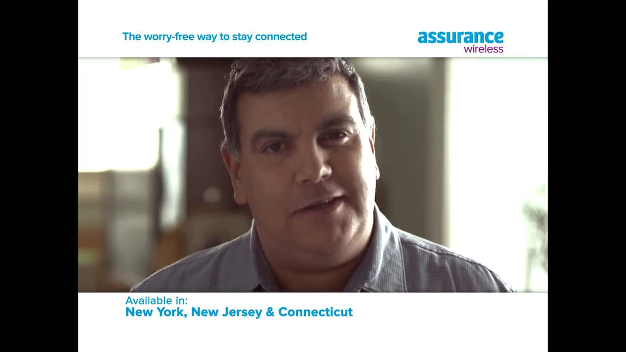 "Sprint (Assurance Wireless) DRTV campaign ""Working Man"""