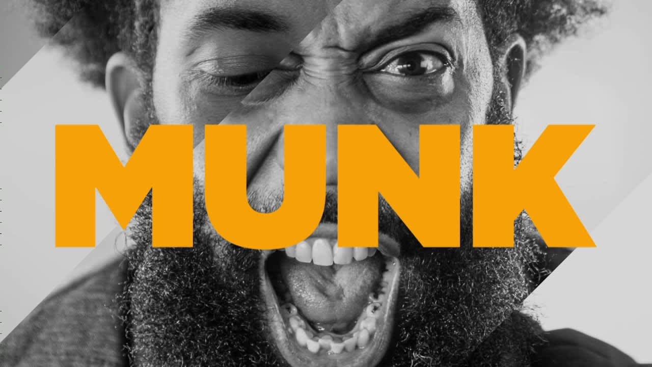 Munk Rebrand