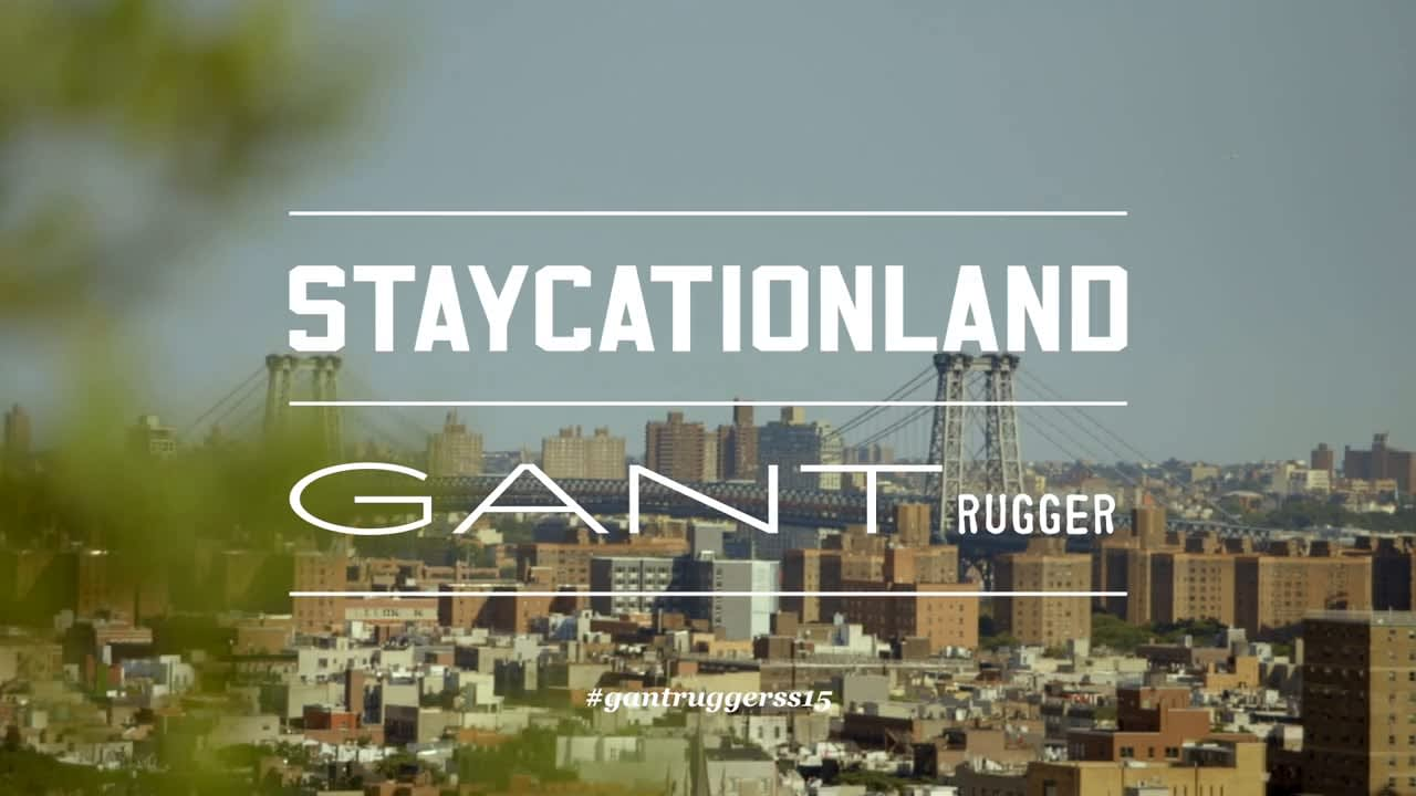 Gant Rugger Menswear Ad Campaign Film / Photo