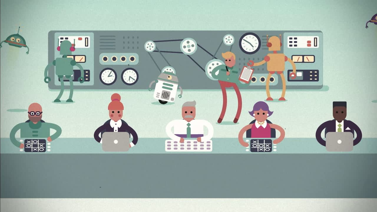 The World of 2030: Episode I - The Rise of The Ageless Workforce
