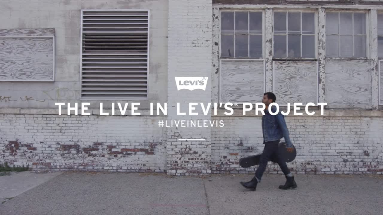 Levi Strauss & Co | Live in Levi's® Project | SS2015