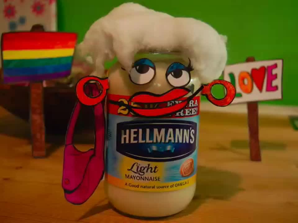 Hellmann's Loves The Gays