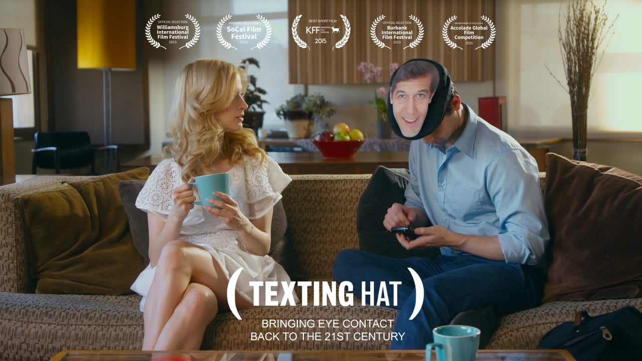 Texting Hat (Short Film)