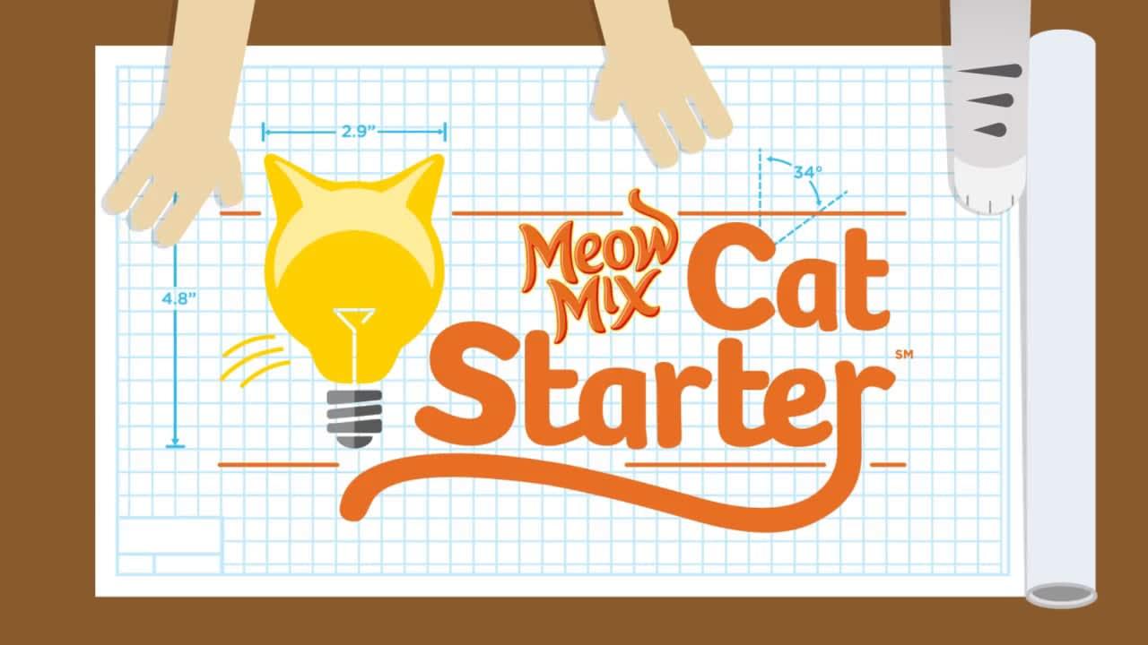 Meow Mix CatStarter